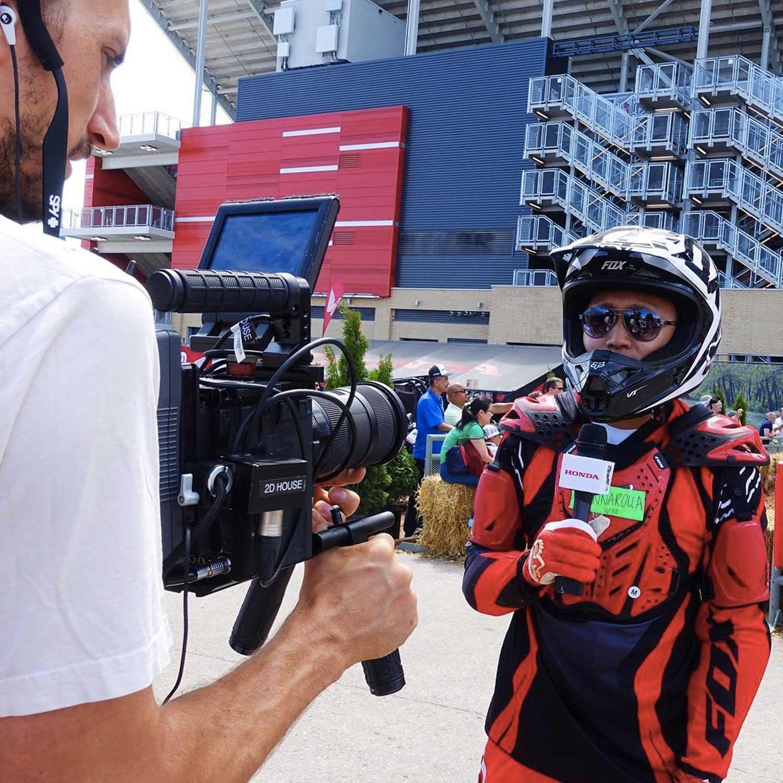 Honda Indy x GUNNAROLLA