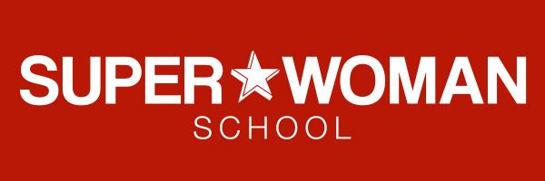 Superwoman School - Logo